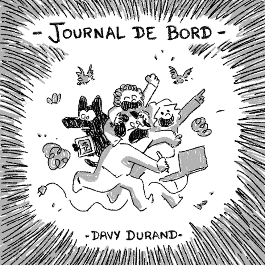 Journal de Bord - BD