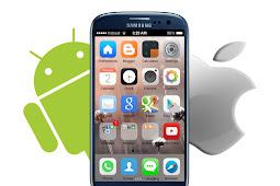 Cara Mengubah Tampilan Android menjadi iPhone (iOS 7)