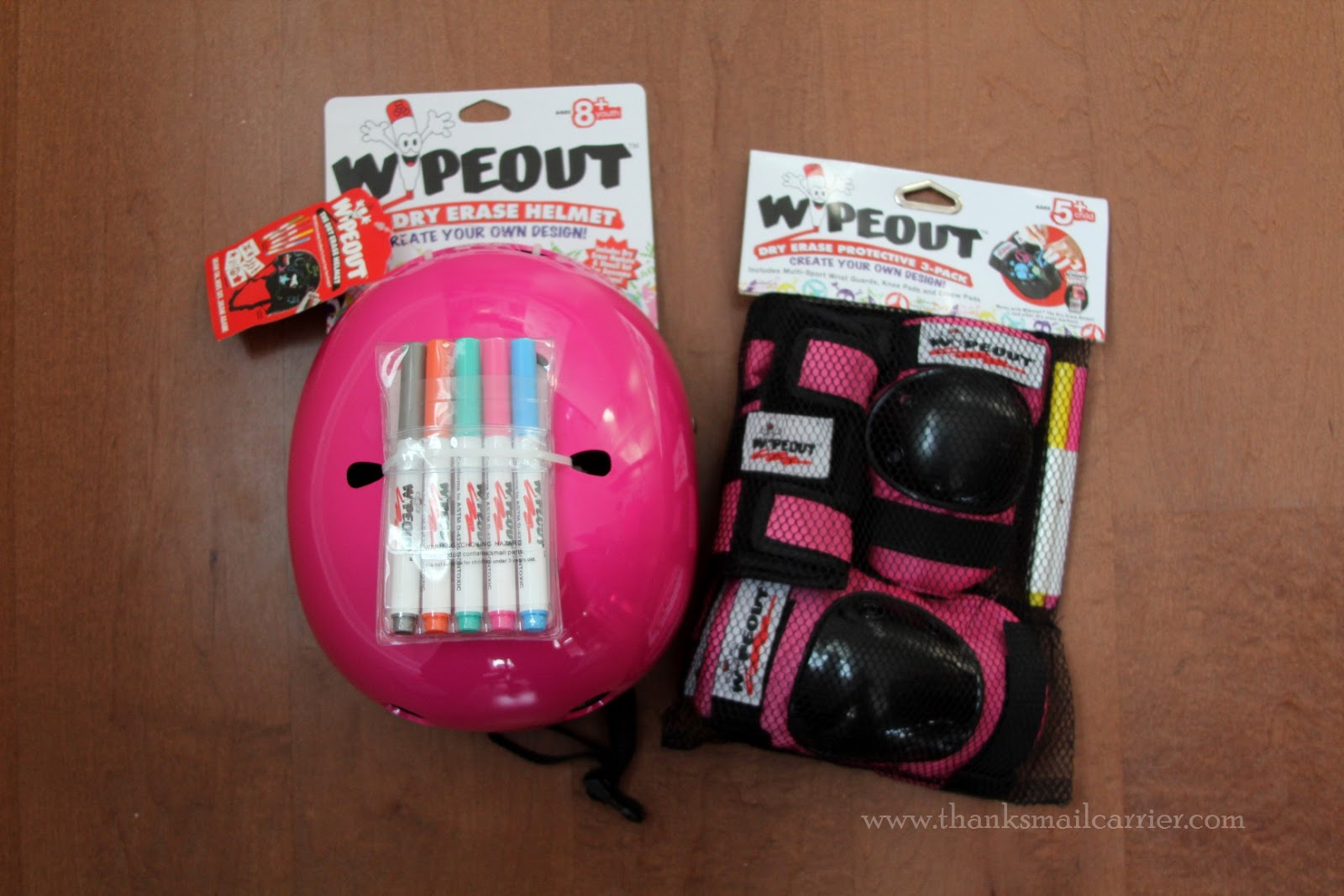 Wipeout Safety Gear review