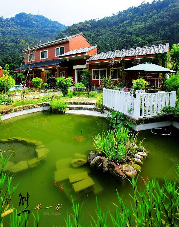 三峽親子景觀餐廳 插角綠光水岸