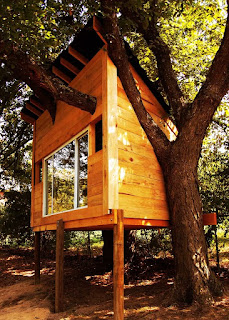 Hart family treehouse