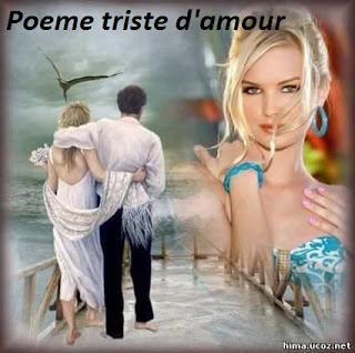 Poeme triste d'amour