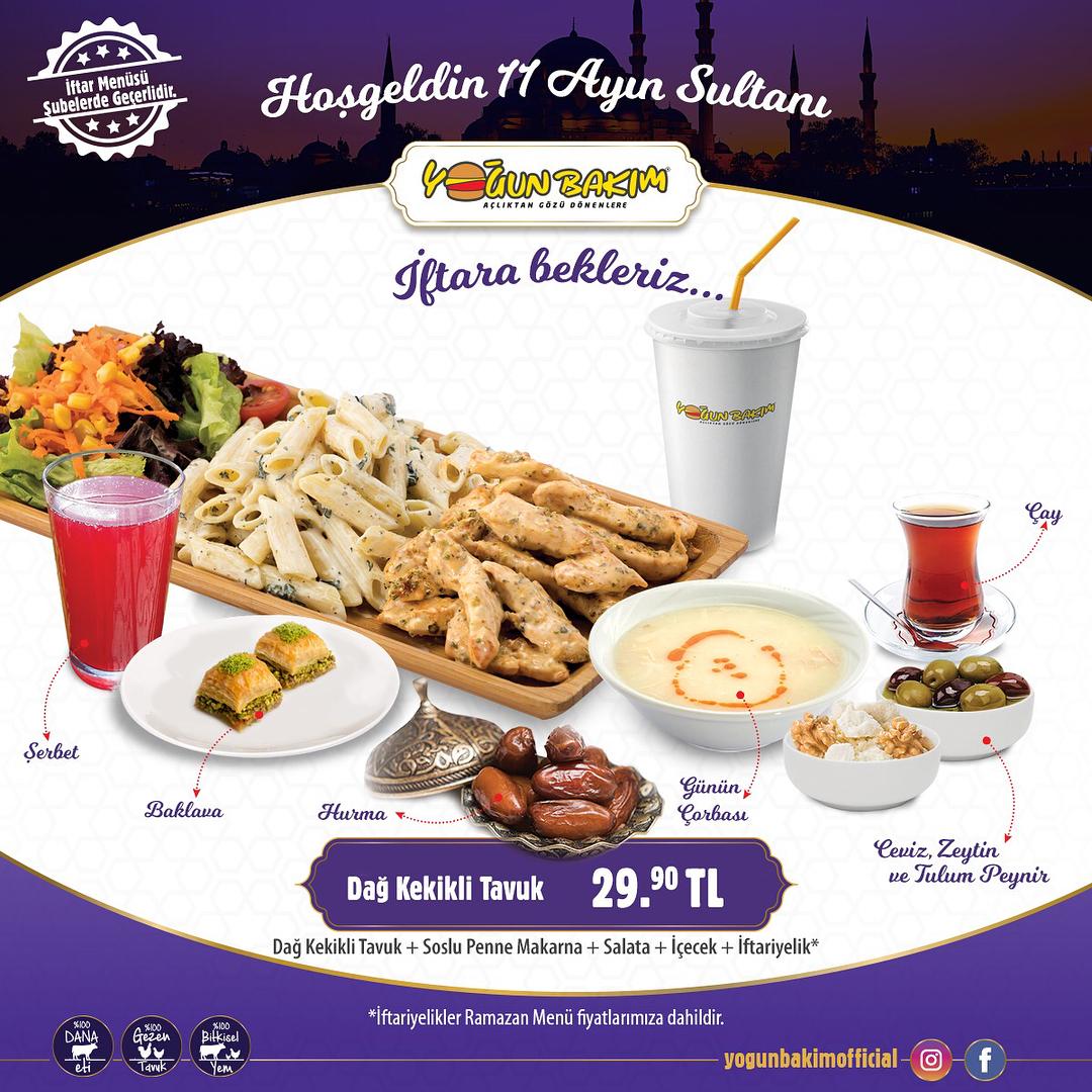 yogun-bakim-iftar-menu