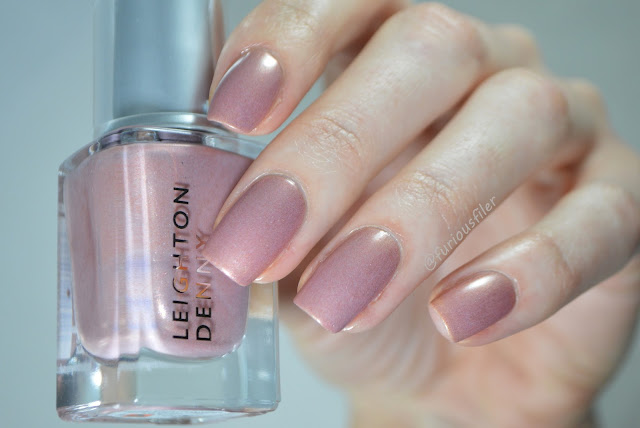 leighton denny breakfast in bed swach rose nude