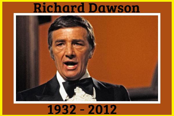 Richard Dawson 1932-2012