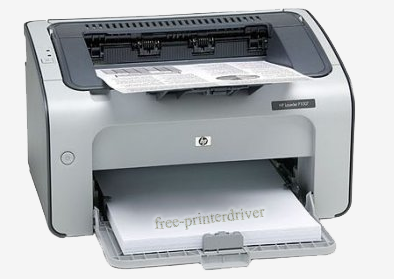 HP Laserjet P1008 Driver Printer Download