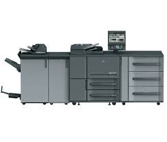 Konica Minolta Bizhub PRESS 1250 Printer Driver