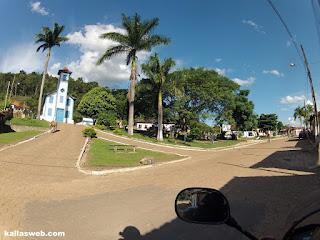 Igreja em Santo Antônio do Norte/MG.