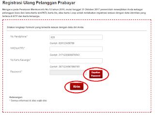 Cara Registrasi Kartu Telkomsel Menurut Aturan Pemerintah Terbaru