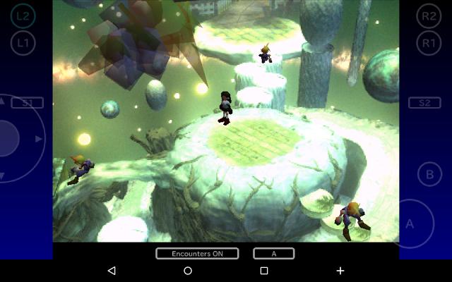 Download Final Fantasy VII APK V1.0.13 Android