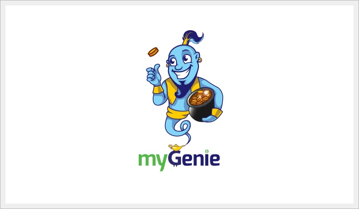 myGenie App Earn Free Mobile Airtime