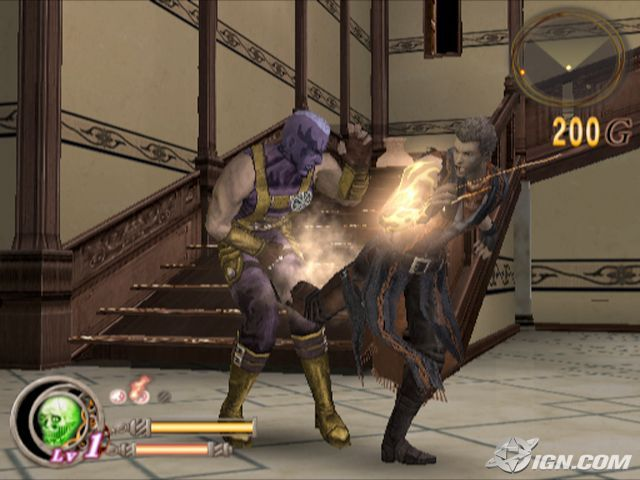 God Hand (USA) ISO < PS2 ISOs | Emuparadise