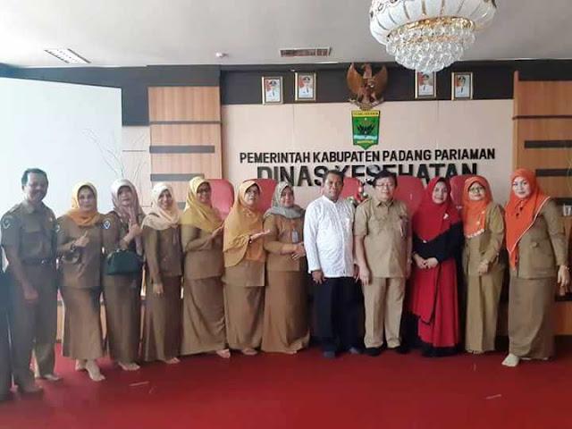Dinkes Padang Pariaman  Gelar Halal Bi Halal