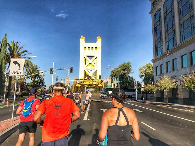 Urban Cow Half Marathon Tower Bridge