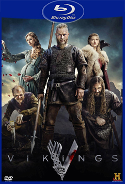 Vikings 2ª Temporada Completa (2014) BluRay Rip 720p Torrent Dual Áudio