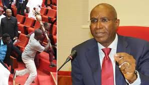Mace Theft: Committee Recommends Suspension, Prosecution of Senator Omo Agege