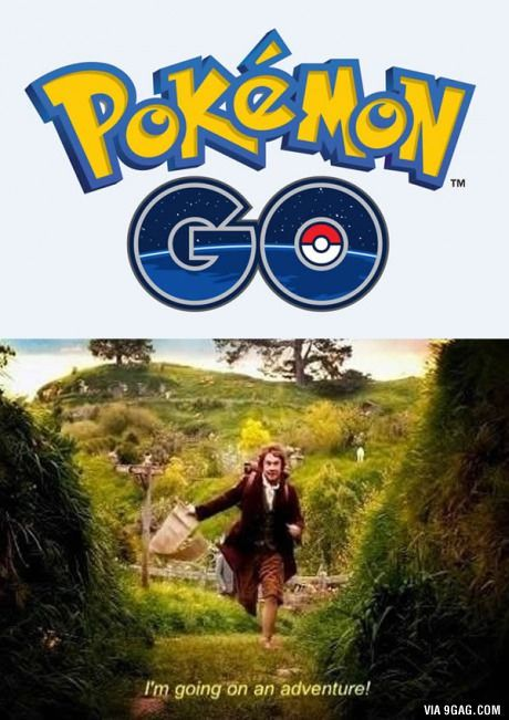 14 Pictures That Prove Pokemon Go Make Our Life Better 5