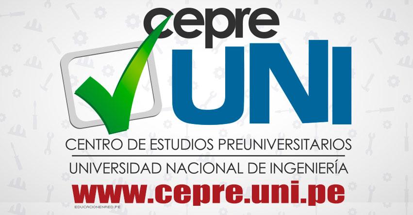 Resultados CEPRE-UNI 2019-1 (25 Noviembre) Lista Aprobados - Segundo Examen Parcial - Universidad Nacional de Ingeniería - www.cepre.uni.pe | www.admision.uni.edu.pe | www.uni.edu.pe