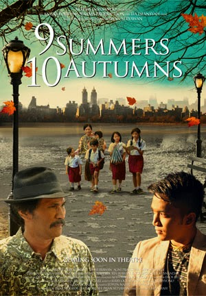 Film Indonesia 9 Summers 10 Autumns