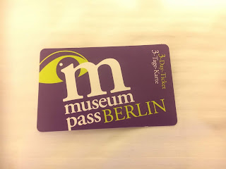 ベルリンミュージアムパス