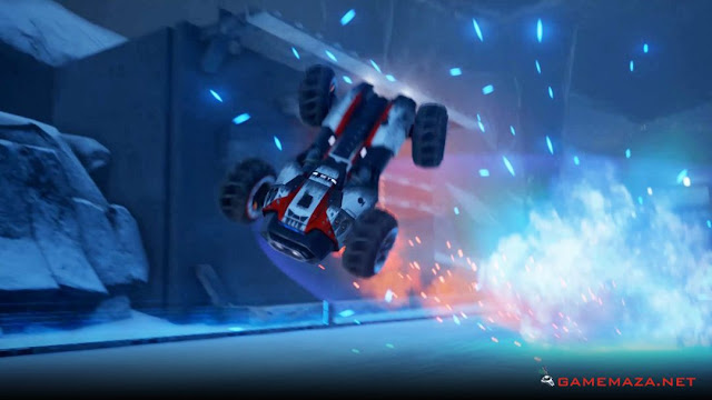 GRIP Combat Racing Gameplay Screenshot 5