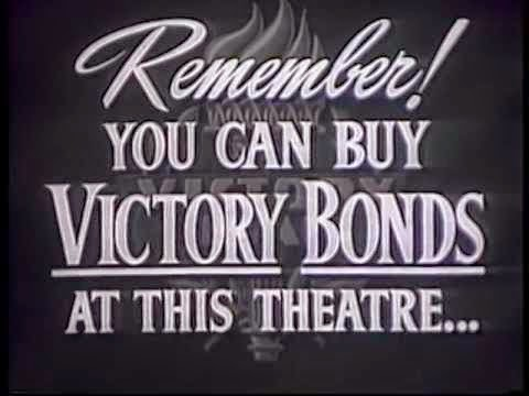 Hollywood War Bonds