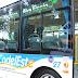 Ministro Rossi presentó el primer ómnibus eléctrico que recorrerá la zona urbana de Las Piedras