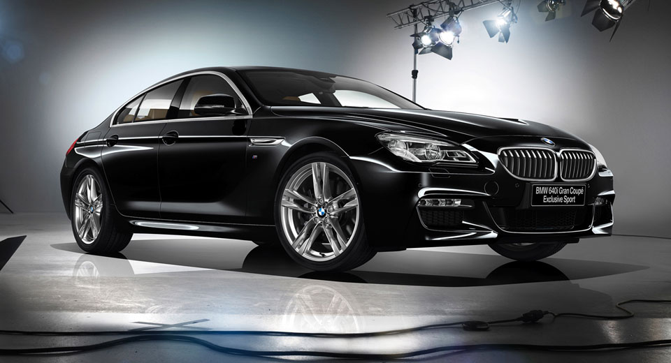 Japan Receives Limited Run 6 Series Grand Coupe Edition