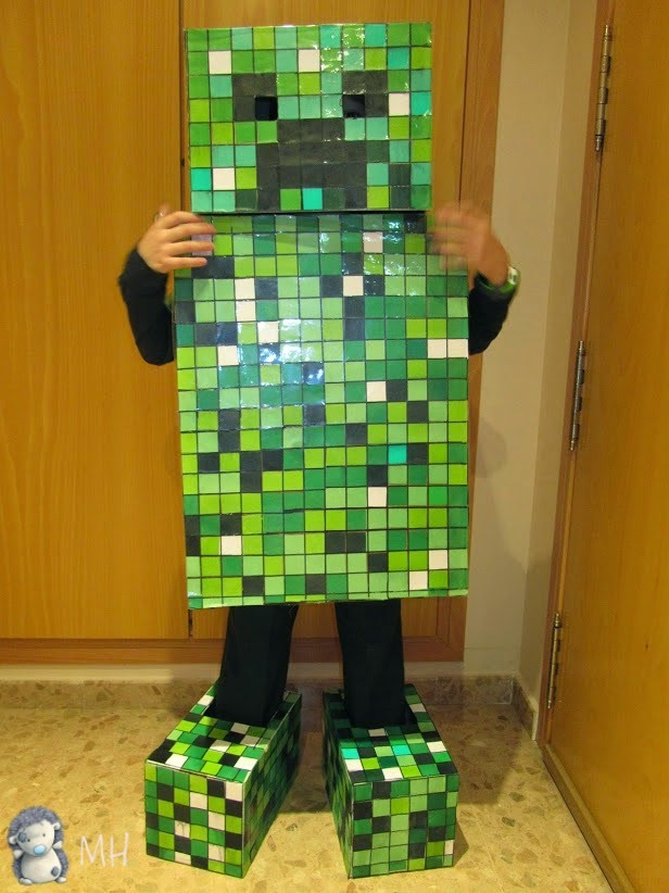 Creeper de Minecraft