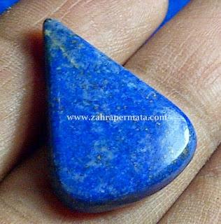Batu Permata Lapis Lazulite - ZP 334