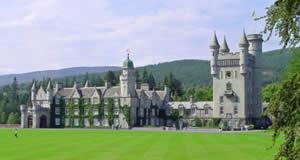 Castelo Balmoral - Edimburgo, Escócia