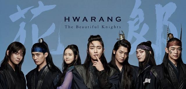 Ini Para Pemain Utama Yang Berada di Dalam Drama Korea Hwarang