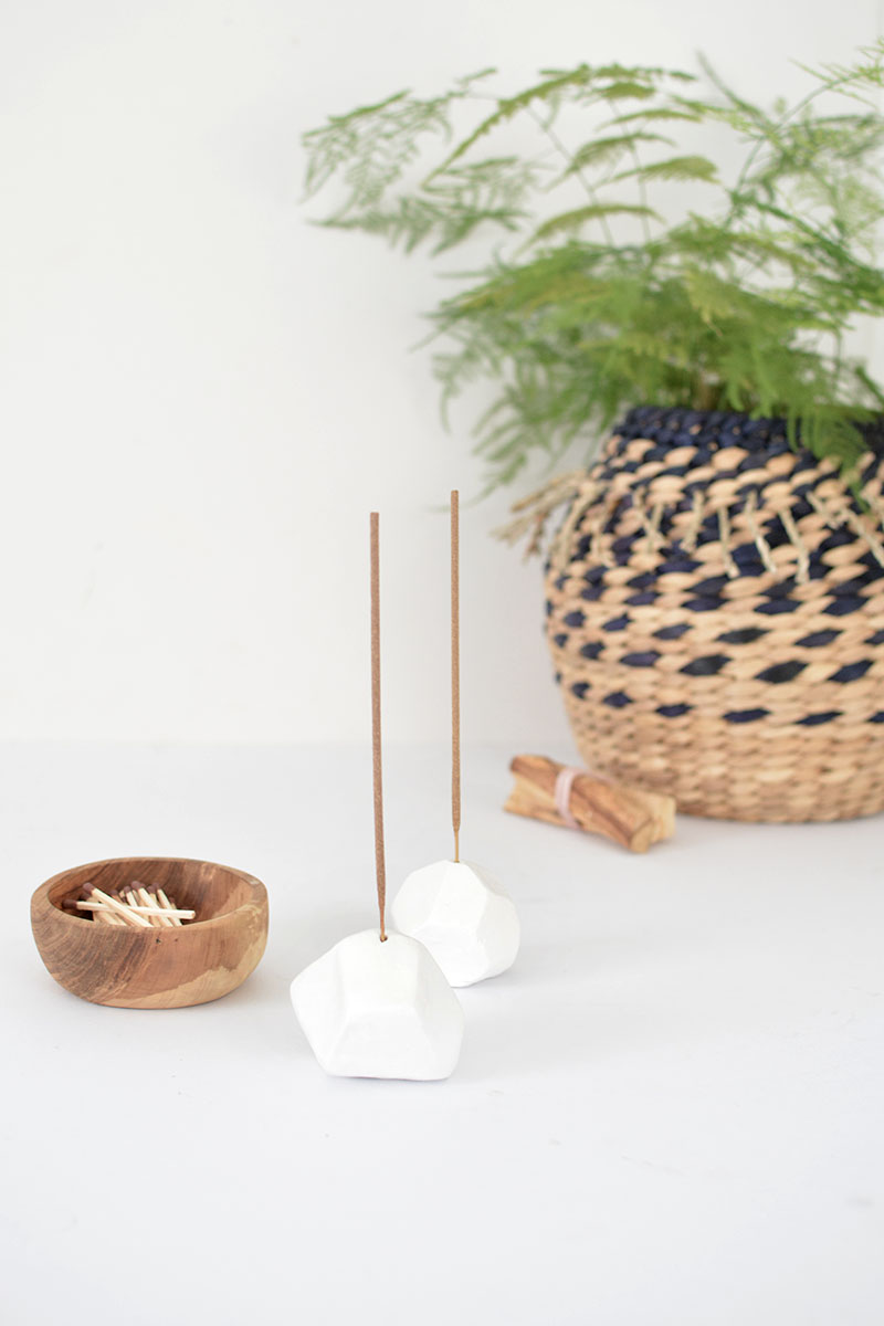 diy incense holder | burkatron