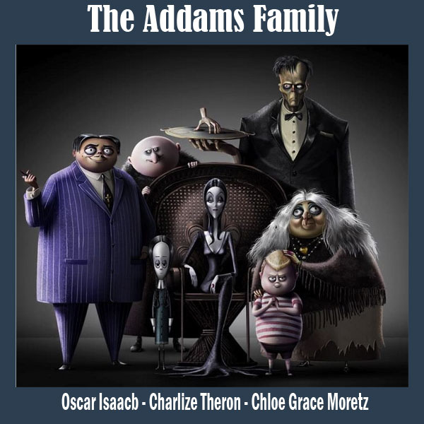 The Addams Family, Film The Addams Family, Sinopsis The Addams Family, Trailer The Addams Family, Review The Addams Family, Download Poster The Addams Family