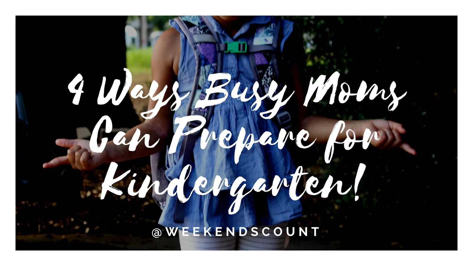Weekends Count! - Fun Weekend Activities for Busy Frugal Families ...