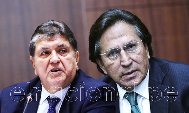 Odebrecht reconoce pago de coimas a Alan García y Alejandro Toledo