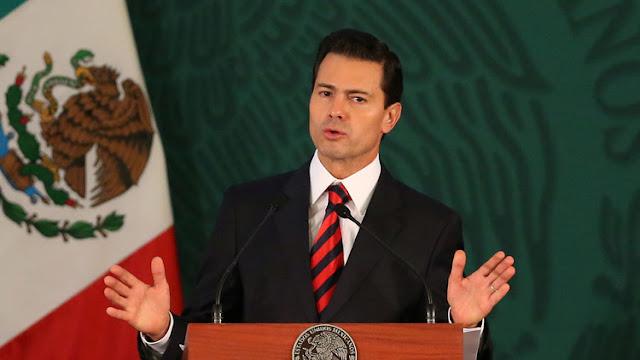 """Peña Nieto anuncia cambios en el Gabinete y se pronuncia sobre el """"gasolinazo"""""""