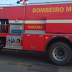 Desconhecidos ateiam fogo em destacamento policial na Cidade de São José da Lagoa Tapada