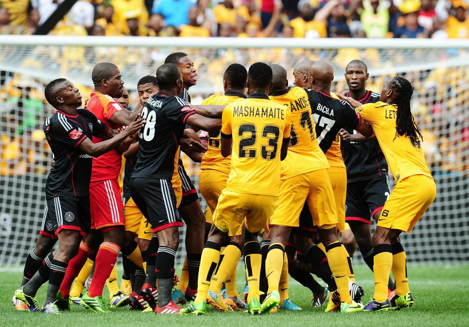 Pirates Vs Chiefs: We Need Tough Referees For The Soweto Derby