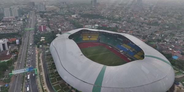 Persija Terancam Tak Bisa Gunakan Stadion Patriot Bekasi