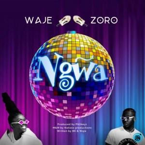 Download Audio   Waje ft Zoro - Ngwa