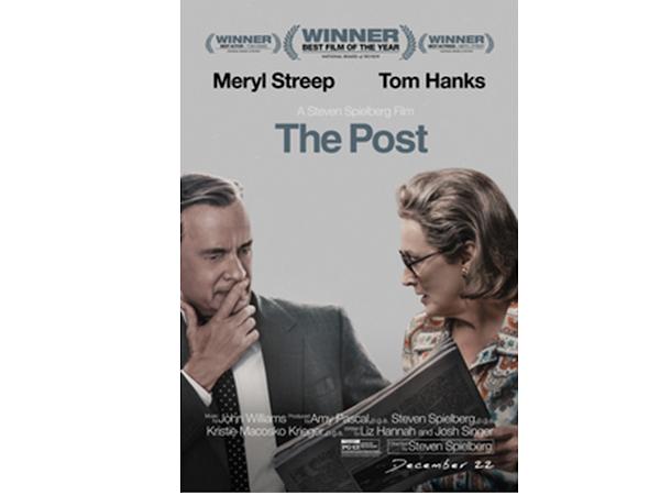 The Post: jornalismo sério e competente
