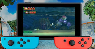 Donkey Kong Akan Hadir Pada Nintendo Switch
