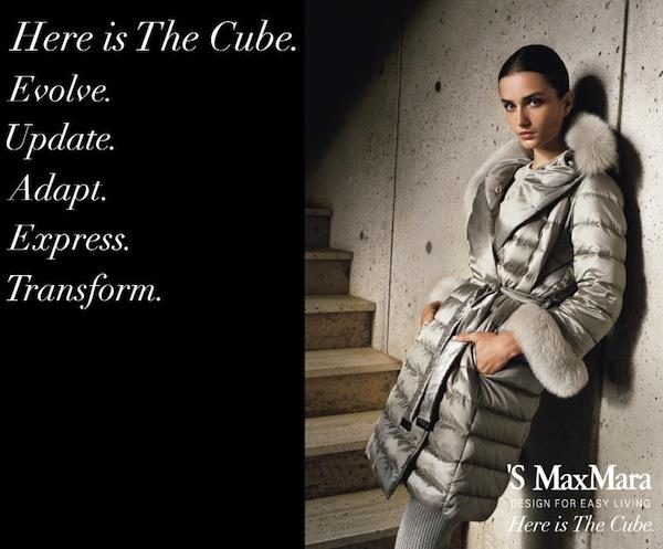 Milano Design Week 2013 - 'S Max Mara - Here is The Cube