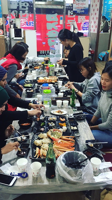 Best place to eat in gangwon korea