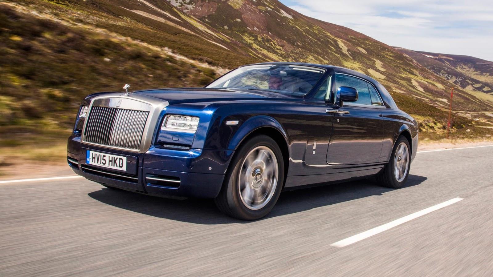 Phantom Coupe VII