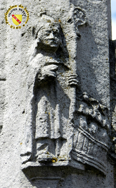 Saint-Nicolas (XVIe siècle) - Croix-calvaire de Dolaincourt (88)
