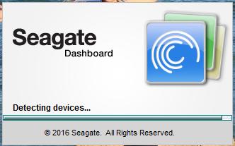 cấu hình nas seagate