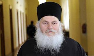 Τροχαίο ατύχημα για τον ηγούμενο Εφραίμ της Μονής Βατοπεδίου