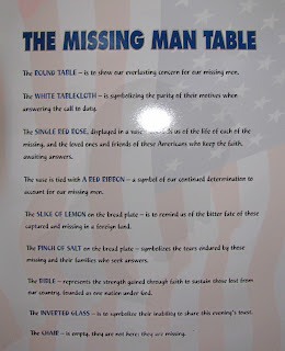 image about Missing Man Table Poem Printable identify Dropped Person Desk Poem Similar Keywords and phrases Pointers